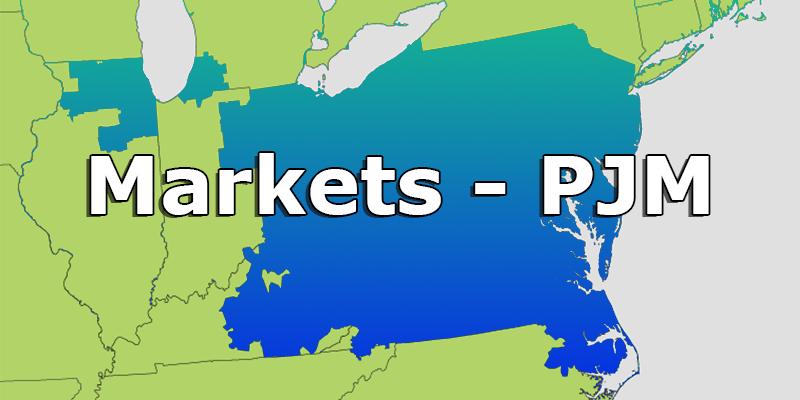 Markets - PJM