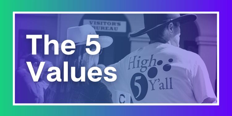 The 5 Values v2