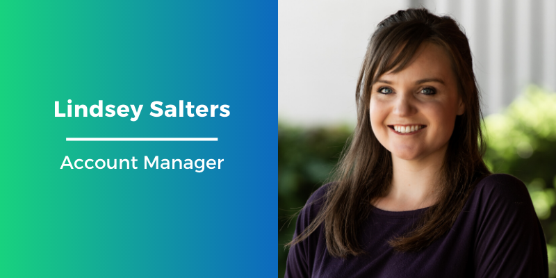 Get to know Lindsey Salters