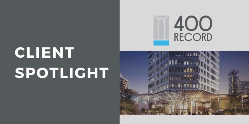 Client Spotlight 400 Record