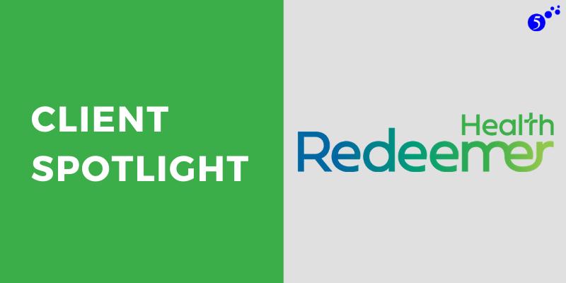 Reedemer Health Client Spotlight 800x400
